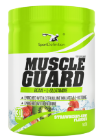 SportDefinition MUSCLE GUARD (BCAA+L-Glutamine+Special)  533 гр, BCAA
