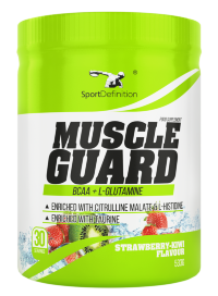 SportDefinition MUSCLE GUARD (BCAA+L-Glutamine+Special)  533 гр