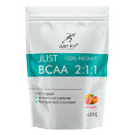 JUST FIT Just BCAA 2:1:1, пакет 400 г, BCAA