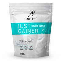 JUST FIT Gainer Start Mass  3000 г